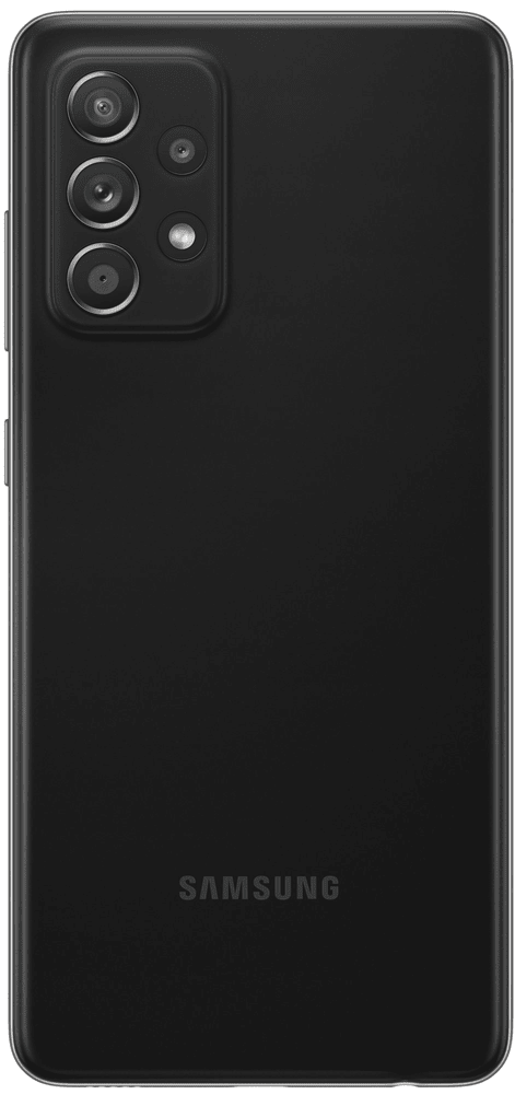 Samsung Galaxy A52, 6GB/128GB, Black - zánovní