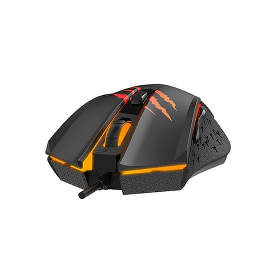Havit MS1027 gaming miška, črna