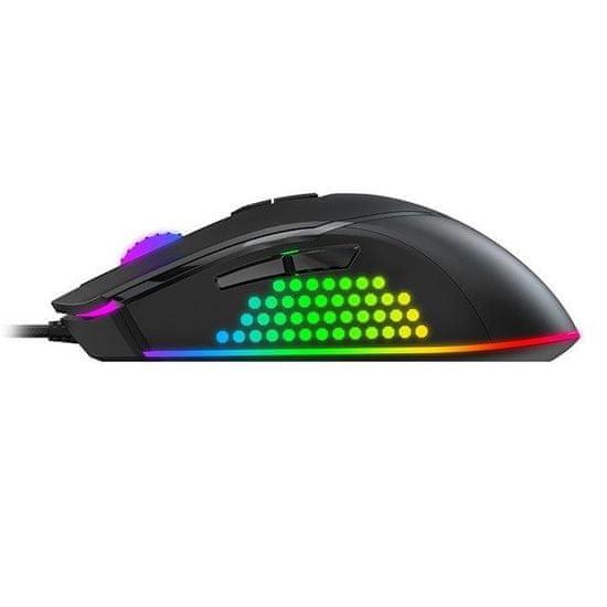 Havit MS814 gaming miška, črna
