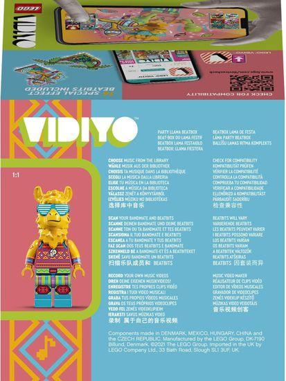 LEGO VIDIYO™ 43105 Party Llama BeatBox