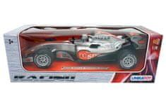 Unikatoy Racing formula z zvokom, 25 cm (ŠK.24197)