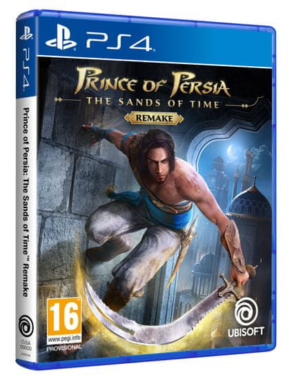 Ubisoft Prince of Persia: The Sands of Time Remake igra (PS4)