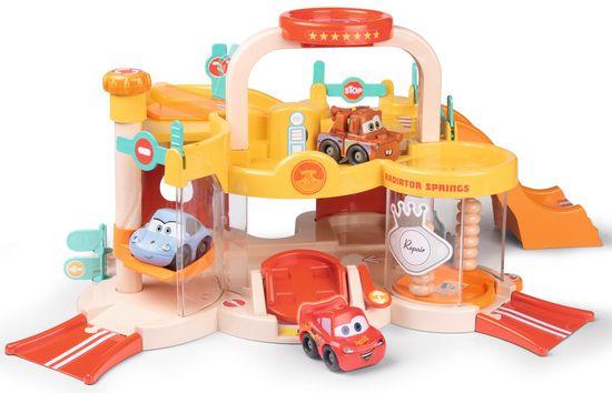 Smoby Vroom Planet Cars 3 Garáž