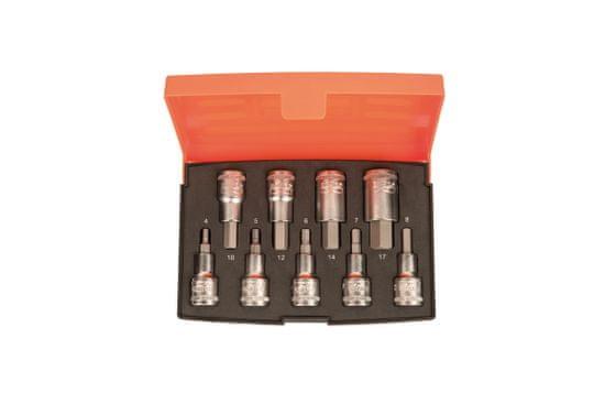 Bahco garnitura inbus natičnih ključev 4-17MM - 9 delna