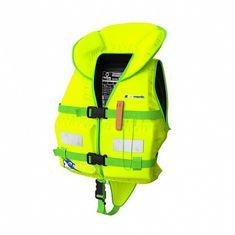 Elements Gear Dětská záchranná vesta BABY PLUS žlutá M (6-9 let) reflex žlutá