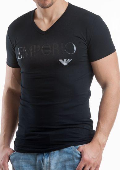 Emporio Armani Pánské tričko Emporio Armani 110810 CC716
