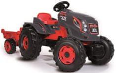 Smoby Stronger XXL poganjalček traktor s prikolico