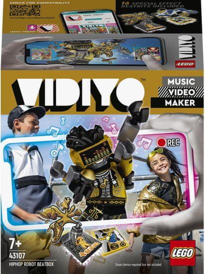 LEGO VIDIYO™ 43107 HipHop Robot BeatBox