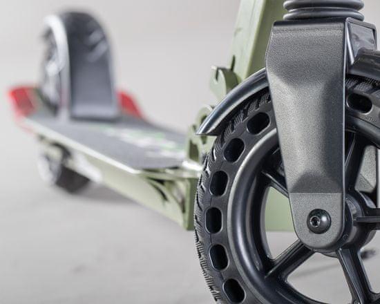 Trevi Velociptor ES80W električni skiro, vojaško zelen