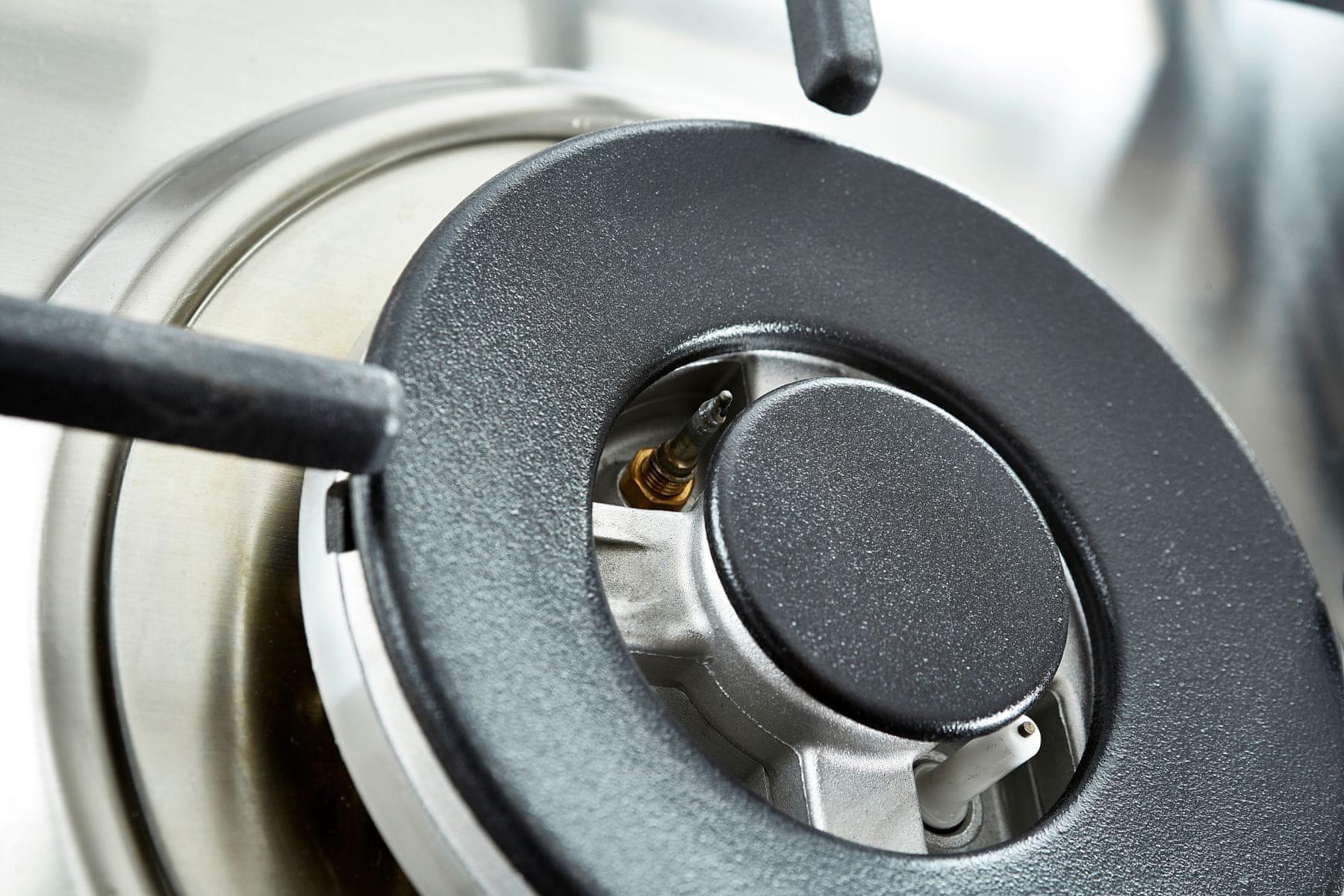 Gorenje GW642CLB Automatická termo ochrana