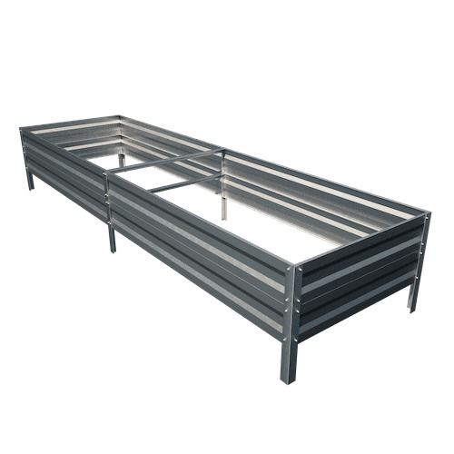Primaterra Vyvýšený záhon GARDEN-40 100x400x40 cm pozinkovaný