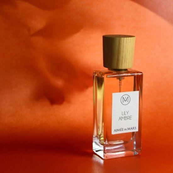 Maison de Mars Aimée De Mars Lily Ambre - Eau de Parfum