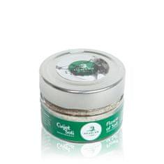 Solana Nin Květ soli s černým a zeleným pepřem - 80 g