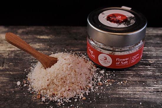 Solana Nin Květ soli s kajenským pepřem - 80 g
