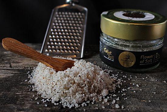 Solana Nin Květ soli s lanýži - 80 g