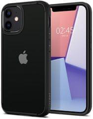 "Spigen Ochranný kryt Ultra Hybrid pro Apple iPhone 12 mini (5,4"") ACS01746, černý"