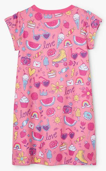 Hatley S21DNK1192 Lovely Doodles košulja za spavanje za djevojčice