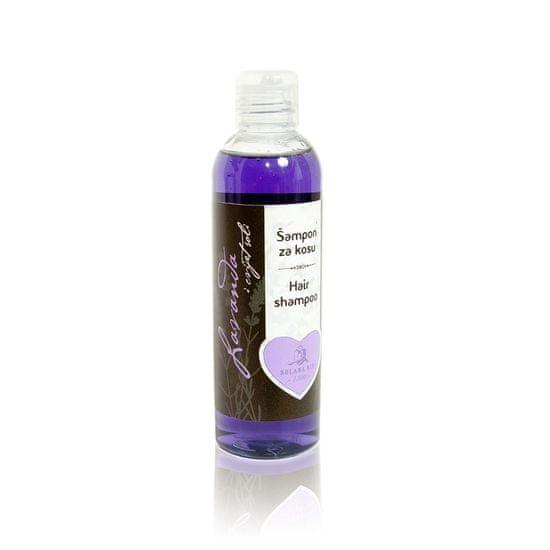Solana Nin Šampón na vlasy s květem soli - levandulový, 250 ml