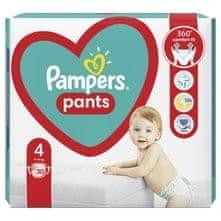 Pampers pieluchomajtki Pants rozmiar 4, 30 szt., 9kg-15kg