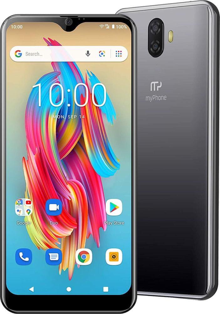 myPhone Prime 5, 2GB/16GB, Silver