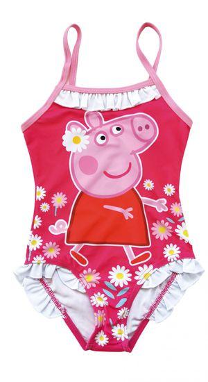 Disney dekliške enodelne kopalke Peppa Pig PP13455_1