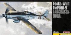 Dragon Model Kit letadlo 5575 - FOCKE-WULF Fw190D-9 'LANGNASEN-DORA' (1:48)