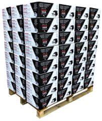 BIOLES HORIZONT PALETA 96 KOM lesnih briketov Basic Line v kartonu 10 kg
