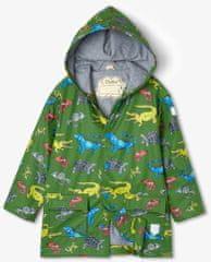 Hatley S21REK1336 Aquatic Reptiles fantovska dežna jakna, nepremočljiva, zelena, 92