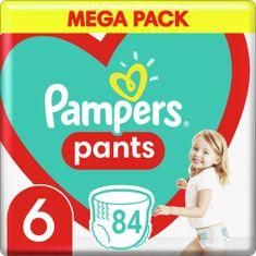 Pampers Plienkové nohavičky Pants Veľkosť 6, 84 ks, 15kg+