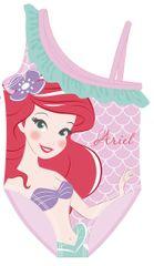 Disney Lány egyrészes fürdőruha Ariel WD12568, 98 - 104, rózsaszín