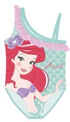 Disney Lány egyrészes fürdőruha Ariel WD12568_1, 98 - 104, zöld