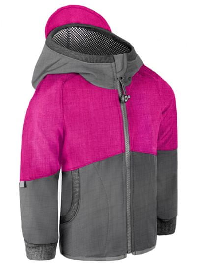 Unuo Street dekliška softshell jakna