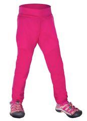 Unuo Lány softshell nadrág bélés nélkül Sporty, 122/128, rózsaszín