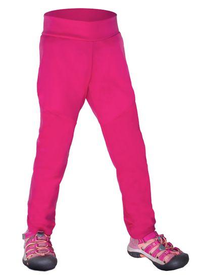 Unuo spodnie softshellowe dziewczęce bez ocieplenia Sporty