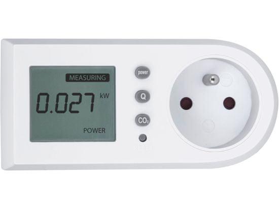 Extol Light měřič spotřeby el. energie - wattmetr