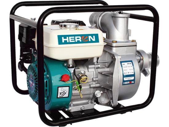 Heron čerpadlo motorové proudové 6,5HP, 1100l/min