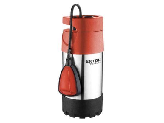 Extol Premium čerpadlo ponorné tlakové, 1000W, 5500l/hod