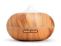 Nature7 Aroma difuzér Sumó, osvěžovač a zvlhčovač vzduchu, světlé dřevo, 300 ml