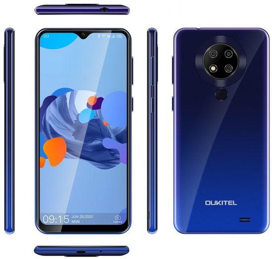 Oukitel C19 Pro, 4GB/64GB, Blue