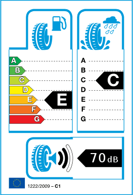 Tristar letne gume Ecopower3 185/60R15 84H