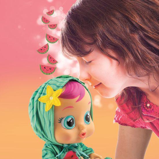 Cry Babies lalka interaktywna Tutti Frutti - Mel