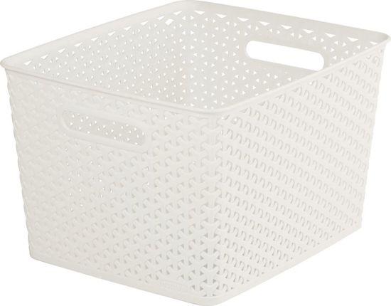 Curver škatla za shranjevanje Rattan Style L