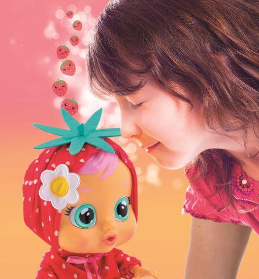 Cry Babies lalka interaktywna Tutti Frutti - Ella