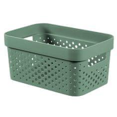 CURVER pudełko INFINITY 4,5 l recyklingowane tworzywo sztuczne zielone