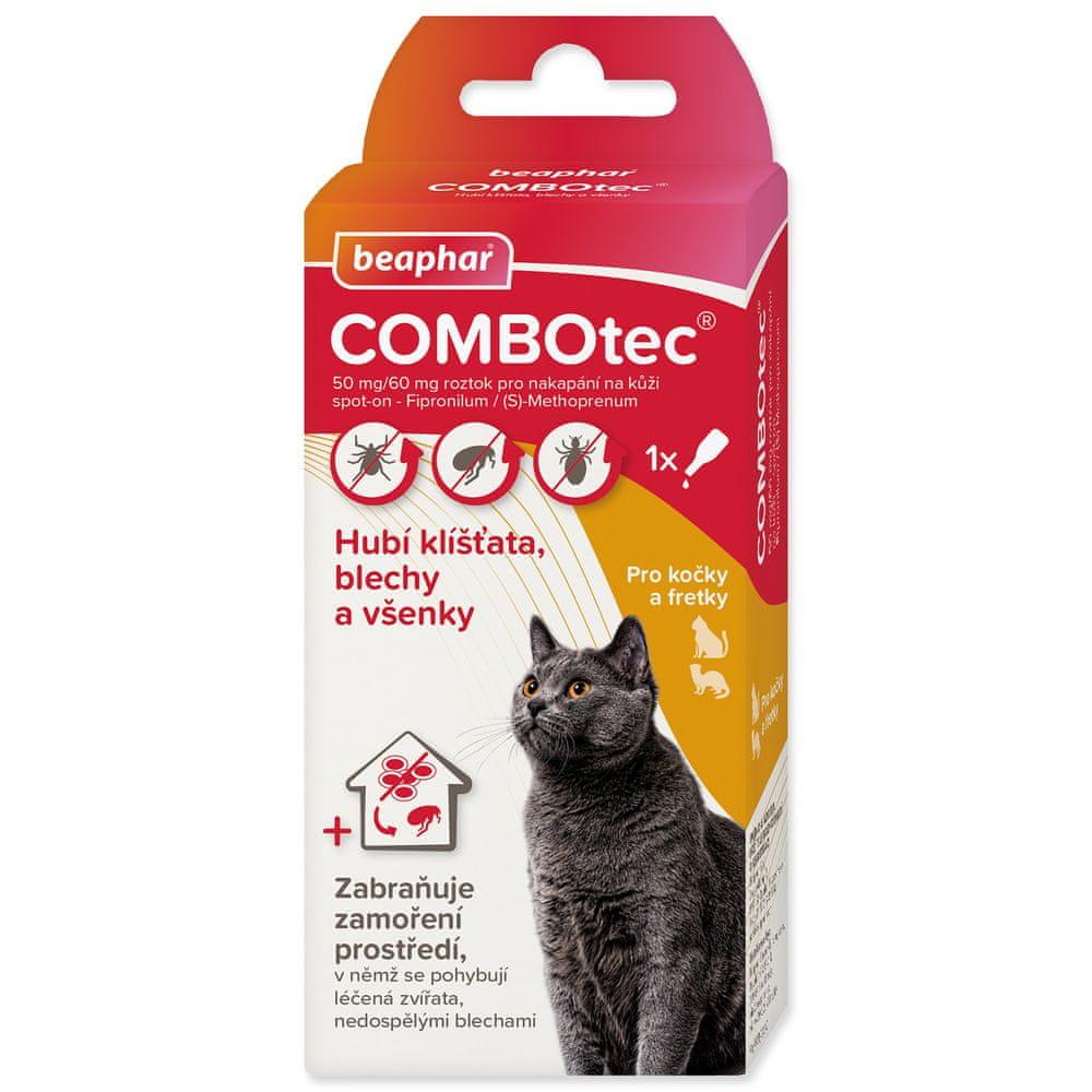 Beaphar Spot on Combotec pro kočky a fretky !