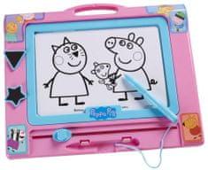 TM Toys Peppa pig magnetická tabulka malá