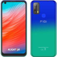 Aligator FiGi Note 3, 3GB/32GB, Gradient Blue