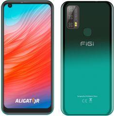 Aligator FiGi Note 3, 3GB/32GB, Gradient Green