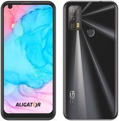 Aligator FiGi Note 3 Pro, 4GB/128GB, 3D Holographic Black