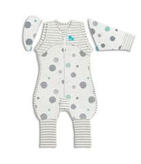 LOVE TO DREAM Transition Suit Lite Přechodové Pyžamo velikost M, bílá, 2 Fáze, 3m +